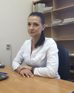 Гарюткина Любовь Валерьевна, врач дерматолог-косметолог