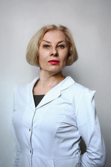 Солтыс Светлана Ростиславовна